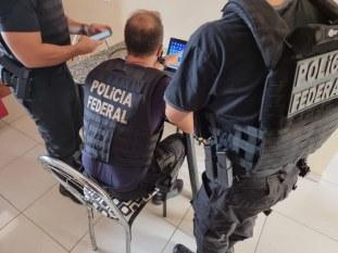 """Altamira: PF deflagra Operação """"BYAKUGAN"""" de combate à disseminação de pornografia infantil pela internet"""