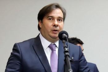 DEM expulsa deputado Rodrigo Maia por unanimidade