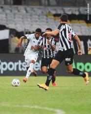 Remo perde para o Atlético (MG) no Mineirão e está eliminado da Copa do Brasil 2021