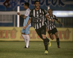 Paysandu perde para o Botafogo (PB) dentro da Curuzu e termina a rodada na zona de rebaixamento
