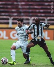 Remo perde para o Botafogo (RJ) em Volta Redonda e cai para o décimo lugar na Série B