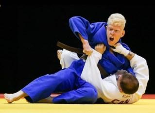 Thiego Marques, judoca de Parauapebas, busca vaga para as Paralimpíadas do Japão