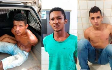 Trio faz arrastão em Parauapebas, mas acaba mal com um morto e dois presos