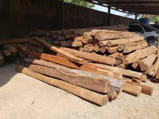 Marabá: PF e PRF apreendem caminhão transportando madeira ilegalmente