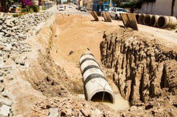 Projetos mal feitos paralisam 150 obras de saneamento em todo o país