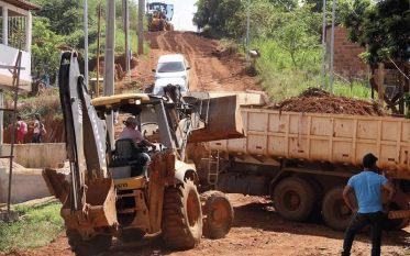 Governo Darci vai aplicar R$ 8 milhões em infraestrutura do Parque das Nações