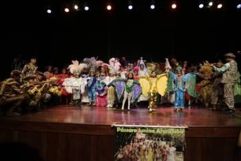 """Canaã: Tradicional Teatro Popular """"Pássaros Juninos"""" é destaque na Casa da Cultura"""
