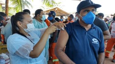 Marabá: Segundo mutirão vai vacinar pessoas a partir de 40 anos contra covid-19