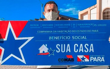 """Conceição do Araguaia: Mais de 100 famílias serão beneficiadas com o """"Sua Casa"""""""