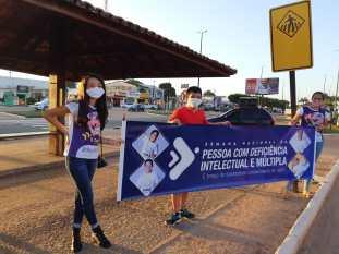 Apae Jacundá realiza ações na Semana Nacional da Pessoa com Deficiência