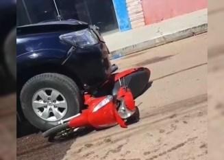 Parauapebas vive 'pandemia' de acidentes de motos, mostra Ministério da Saúde