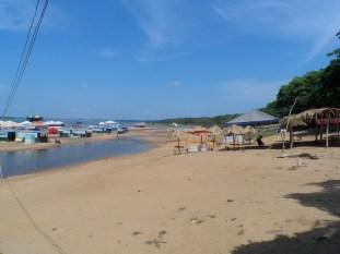 Marabá: Prefeito Tião Miranda manda ajeitar estrada de acesso à Praia do Geladinho