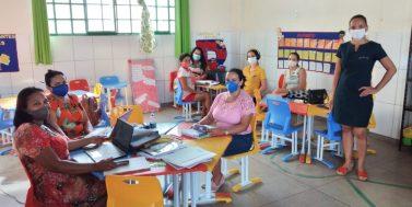 Marabá: Estudantes voltam às salas de aula na segunda-feira, dia 13