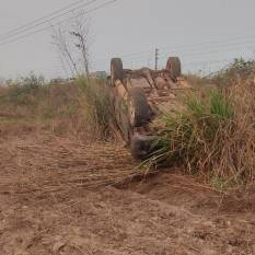 Redenção: Empresária morre em capotagem de caminhonete na BR-155