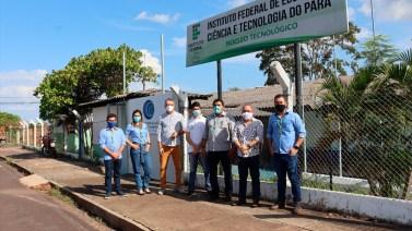 Cooperativismo é tema de evento entre IFPA Campus de Tucuruí e OCB