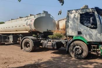 Marabá: Sefa apreende 20 mil litros de óleo diesel com nota fiscal falsa