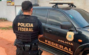 Polícia Federal cumpre mandado de busca e apreensão em Marabá por fraudes na Internet