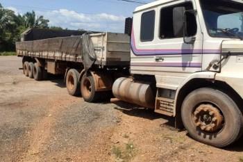 Fiscais fazendários da Unidade de Carajás apreendem minério de ferro em Marabá