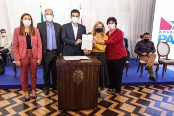Governo do Pará lança programa de incentivo à qualificação de profissionais da saúde
