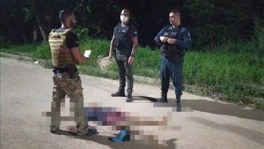Redenção: Homem é morto à facadas no meio da rua no Setor Ipiranga