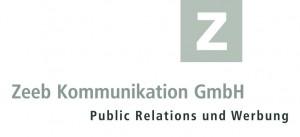 Das Logo von Zeeb Kommunikation