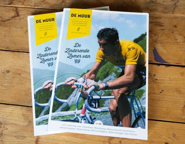 Cover De Muur #65