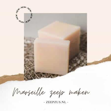 marseille zeep maken recept