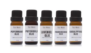 Essentiele olie set