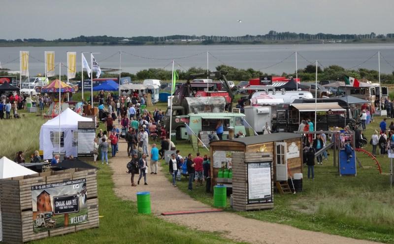 Foodtruck Festival Smaak aan Zee Vlog Sfeer Impressie Video