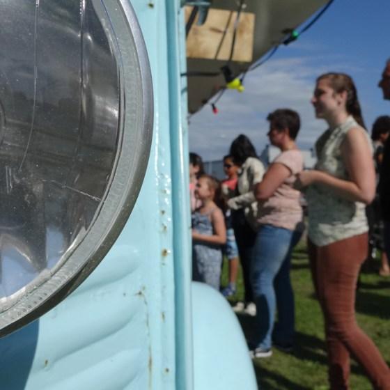 Foodtruck festival Rrrollend Vlissingen - Plog ZeeuwsenZO- Frietjes halen