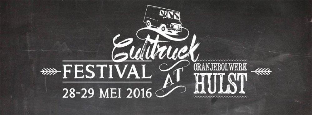 Food Festival CuliTruck 2017 Hulst
