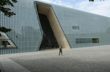 Vlog Musea Warschau