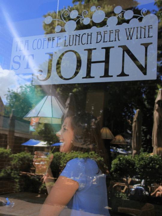 Lunchen bij St. John in Middelburg