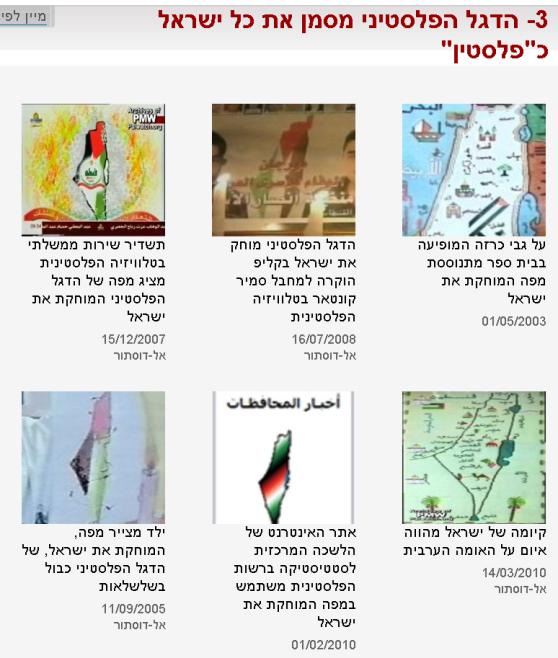 פלסטין ללא ישראל