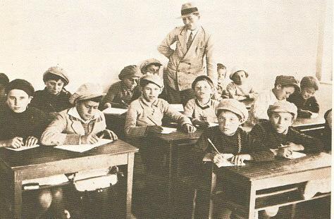 בית ספר ביבנאל בראשית המאה הקודמת