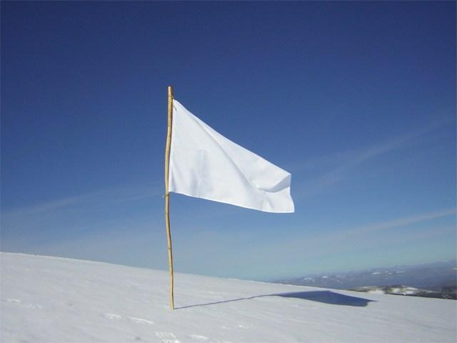 דגל לבן