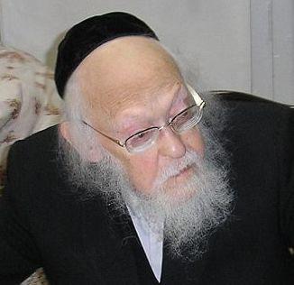 הרב אלישיב ויקישיתוף