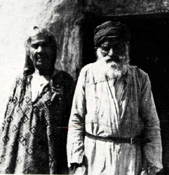 יהודים בצמח 1910 [צילו ספריית הקונגרס]