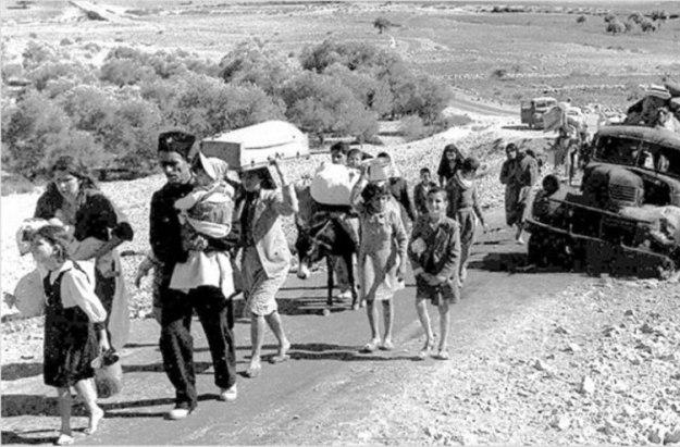 פליטים ערבים 1948