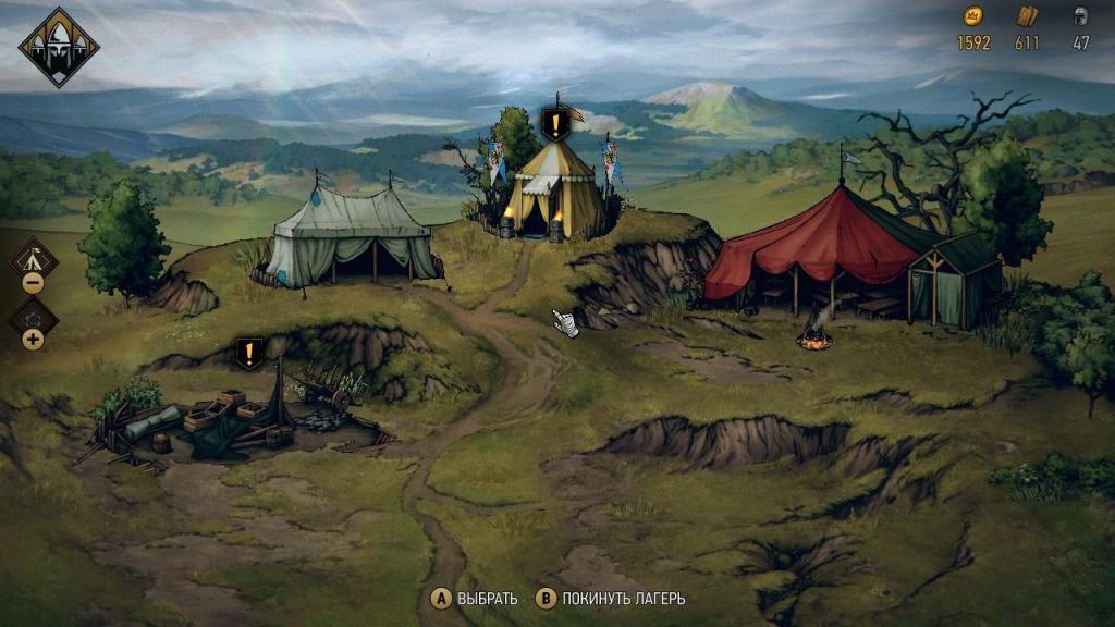 Обзор: Кровная вражда: Ведьмак. Истории – Покер на выживание 7
