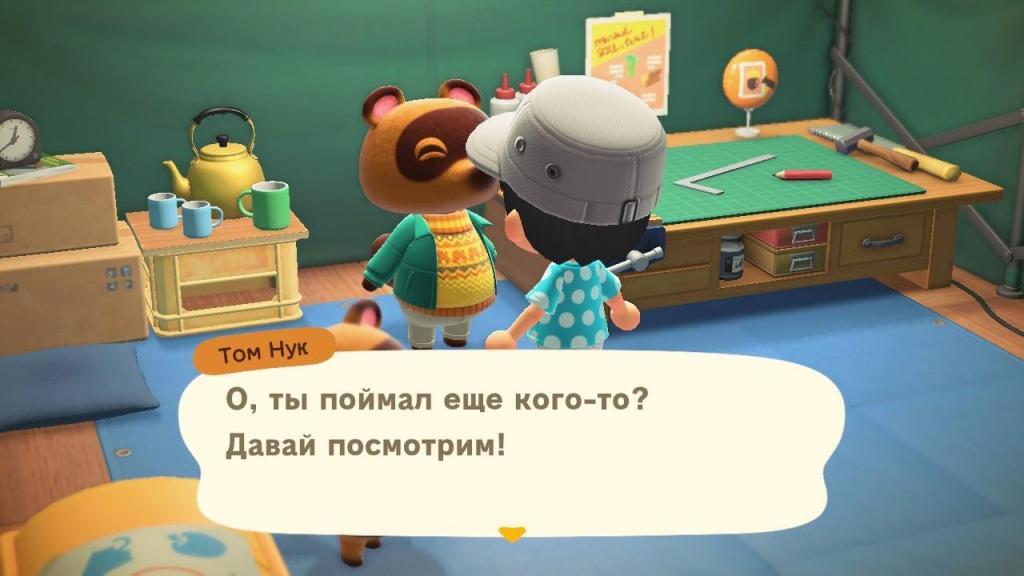 Обзор: Animal Crossing: New Horizons – Рай для интроверта 10