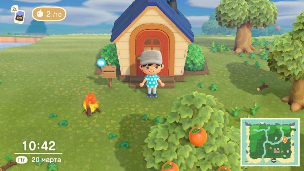 Обзор: Animal Crossing: New Horizons – Рай для интроверта 11
