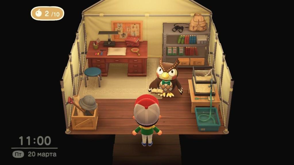Обзор: Animal Crossing: New Horizons – Рай для интроверта 13
