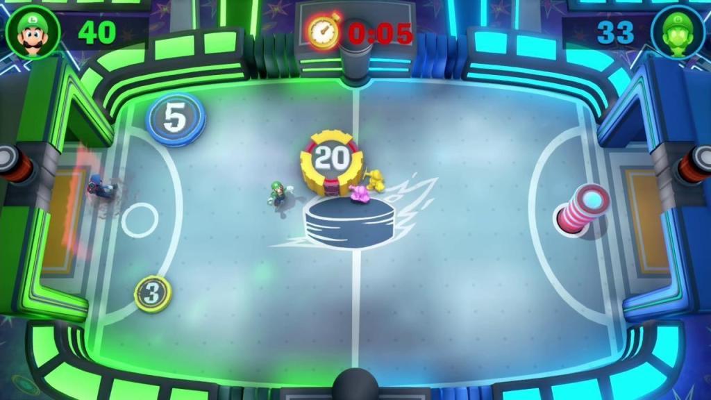 Состоялся релиз первого платного DLC для Luigi's Mansion 3 - Multiplayer Pack Part 1 4