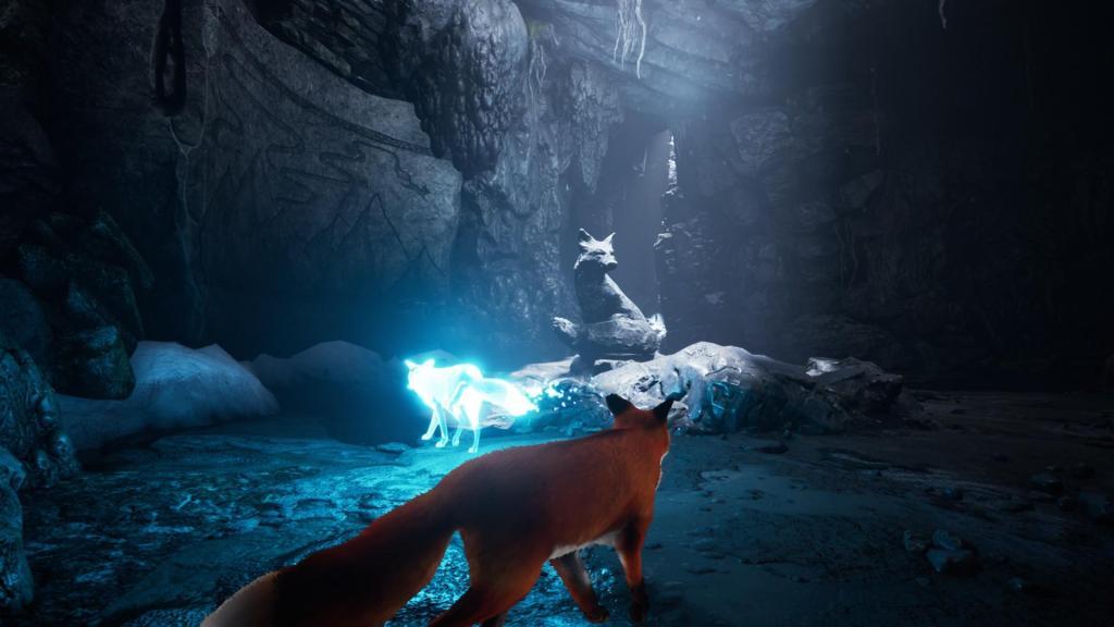 Загадочное приключение Spirit of the North - 7 мая выйдет на Nintendo Switch 3