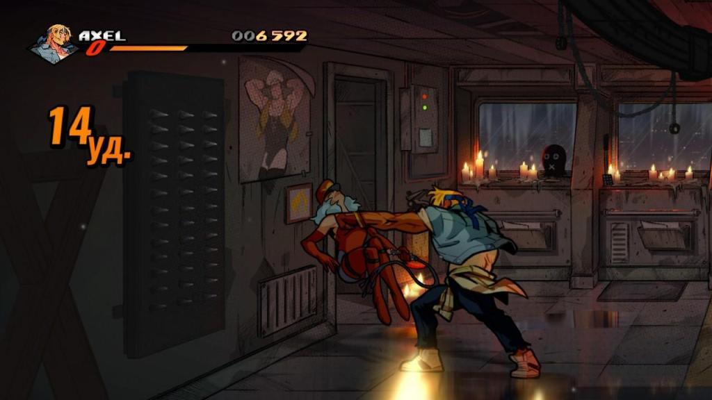 Обзор: Streets of Rage 4 – Яростная ностальгия 9