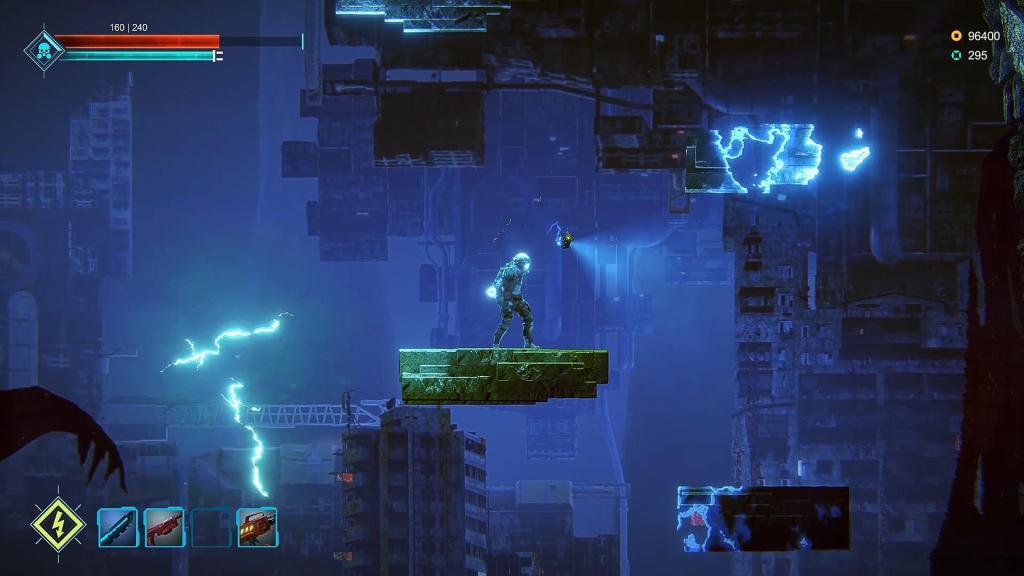 «Держись на свету» - sci-fi экшен-платформер Dark Light анонсирован для Nintendo Switch 4