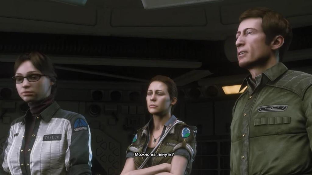 Alien: Isolation - Тише ходишь, дольше дышишь 12