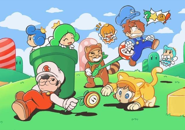 Слух: Больше игр про Марио на Nintendo Switch в 2020 году 30