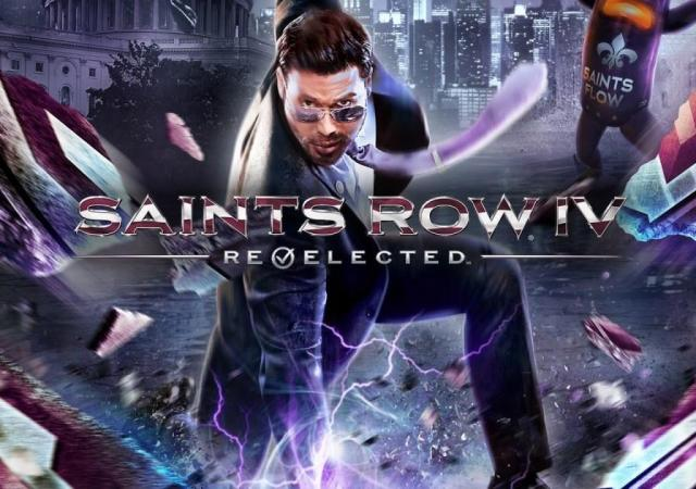 Релизный трейлер Switch-версии Saints Row IV: Re-Elected 28